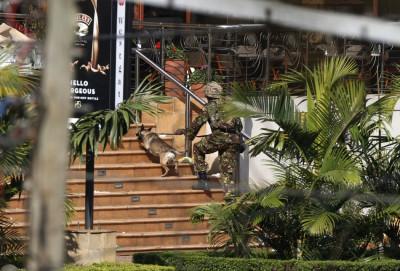 Westgate Mall Kenya