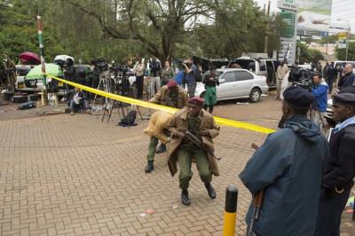 Westgate Mall Nairobi seige