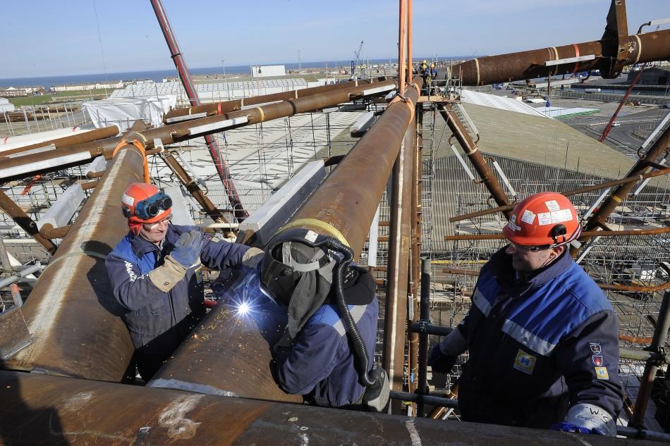 Centrica's gas supply