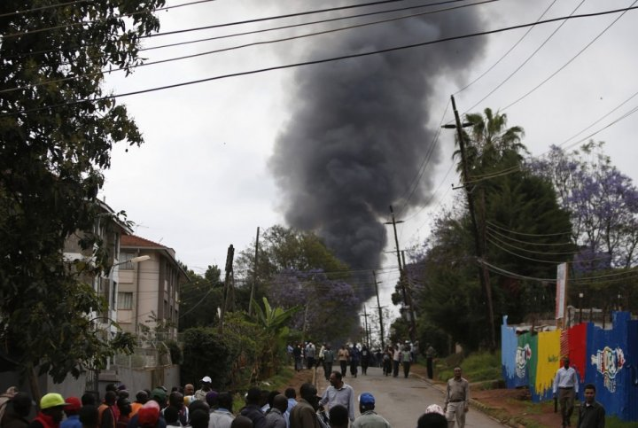 Westgate Shopping Centre explosion