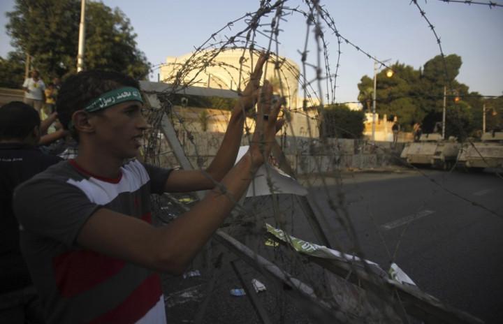 Muslim Brotherhood banned Cairo