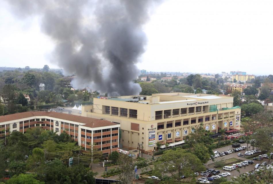 Kenya Westgate mall siege