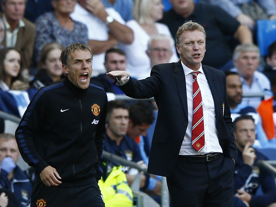 Phil Neville-David Moyes