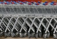 Sainsbury\'s trolleys