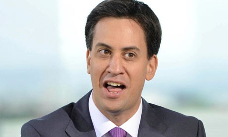 Labour's leader Ed Miliband claims the opposition group will freeze energy prices if it wins the next election in 2015. (Photo: Reuters)