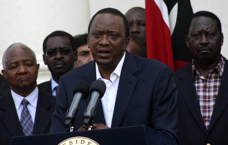 Kenyatta Mall siege
