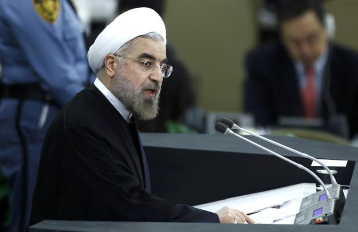 Rohani's speech at UN General Assembly