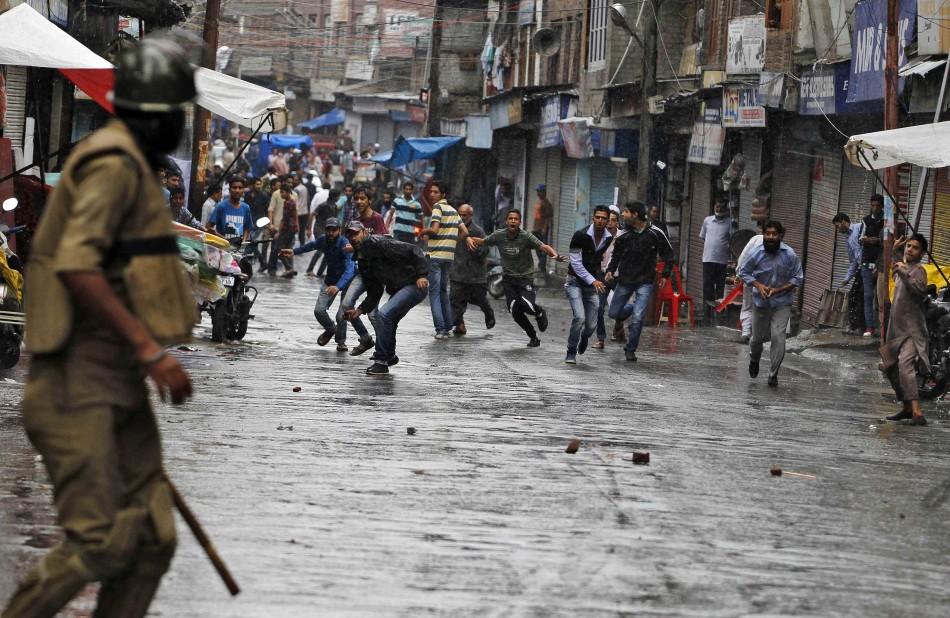 Kashmir clashes