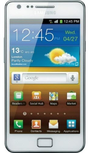 Update Galaxy S2 GT-I9100 to Android 4.1.2 ZSMSA Jelly Bean Official Firmware [How to Manually Install]