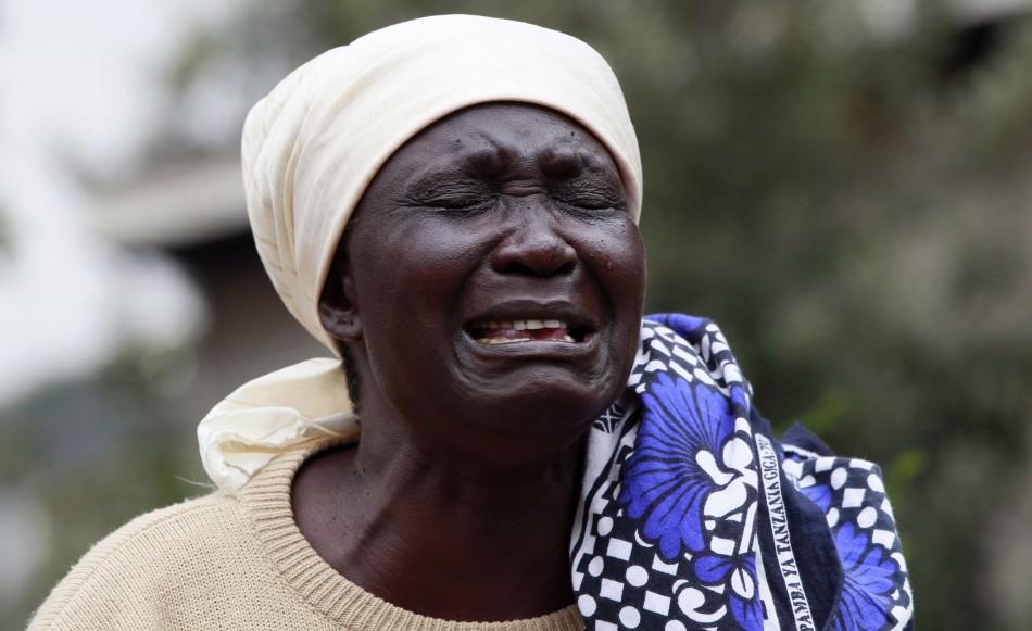 Kenyan Westgate mall siege