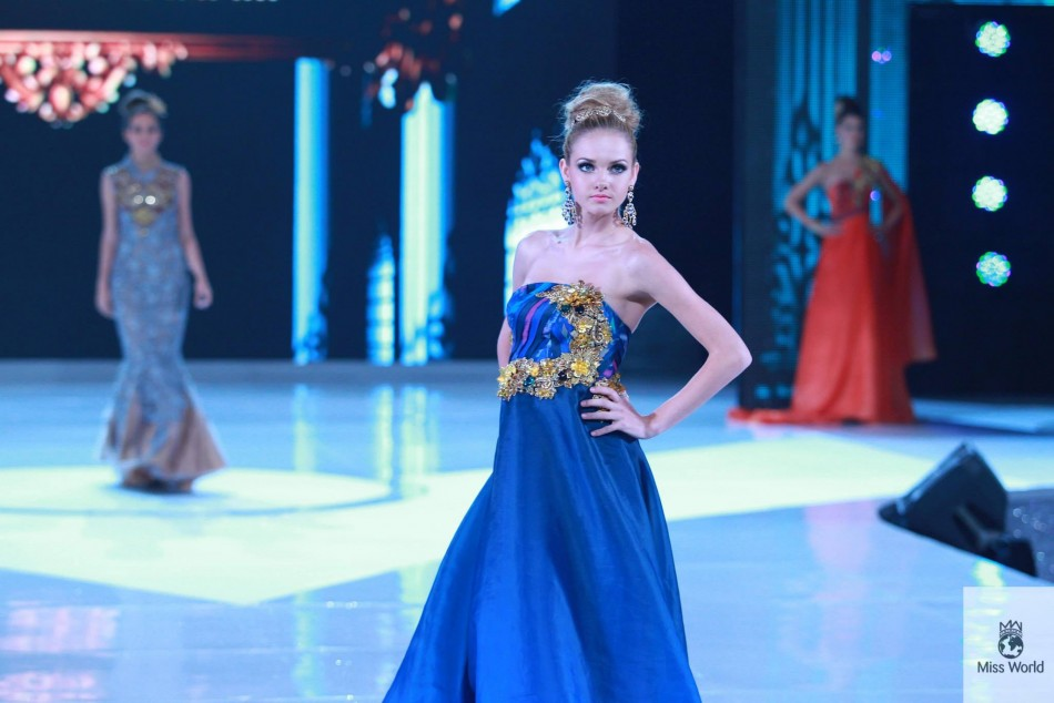 Nansi Karaboycheva is a 20-year-old student from the city of Pazardzhik. she studies IT and Statistics at the University for National and World Economy in Sofia (MissWorld.com)