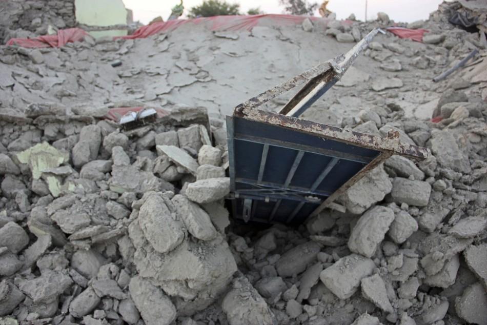 Pakistan Earthquake Baluchistan