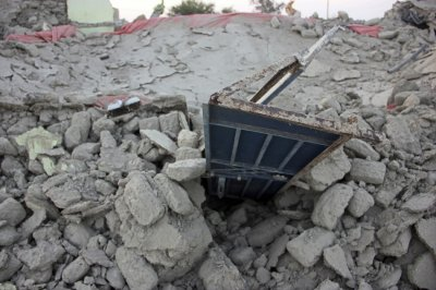 Pakistan Earthquake Baluchistan