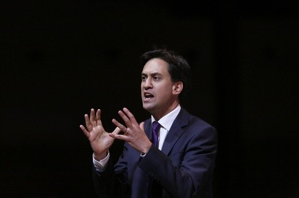 Ed Miliband chose to fight energy companies