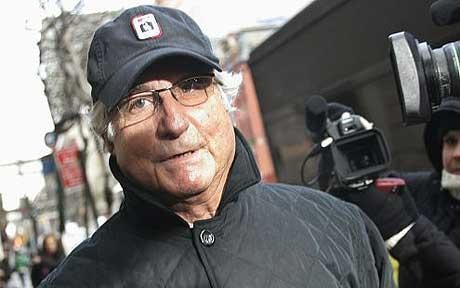Bernard Madoff was responsible for one of the largest Ponzi schemes in history (photo: Reuters)