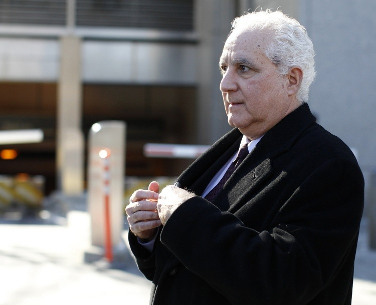 Daniel Bonventre, former operations manager for convicted swindler Bernard Madoff, leaves the Manhattan Federal Courthouse in New York January 14, 2011 (Photo: Reuters)