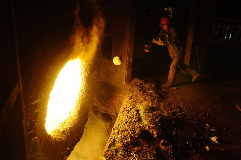 The share price of African Minerals (AML), a mid-cap iron ore mining company, has rocketed over 50% after China's Tianjin Materials and Equipment Group Corporation (Tewoo) announced $990m deal (Photo: Reuters)