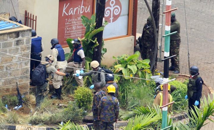 Westgate Nairobi attack