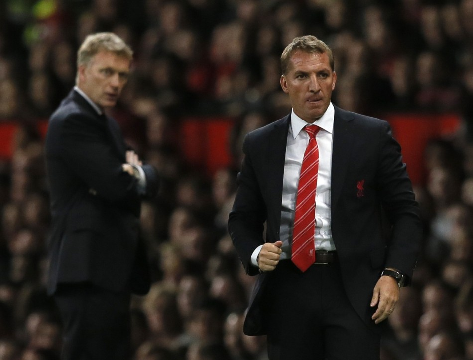 David Moyes-Brendan Rodgers
