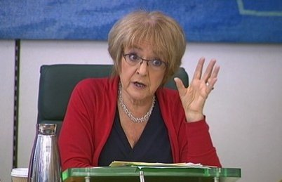Margaret Hodge accused BT of near-monopoly