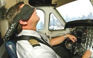 Sleeping pilots