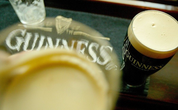 Arthur's Day was originally conceived to mark the 250th anniversary of the first ever pint of Guinness brewed in Dublin (Reuters)