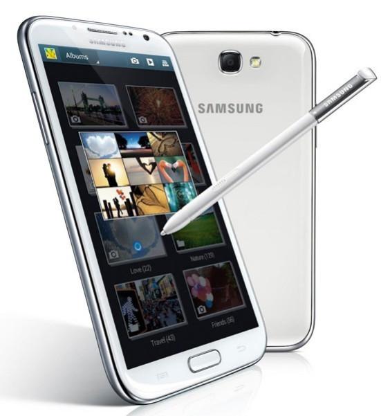 Galaxy Note 2 (LTE) N7105