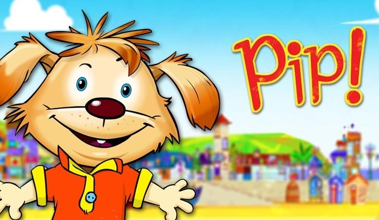 Cosgrove Hall Fitzpatrick's new cartoon Pip! (Photo: CHF)