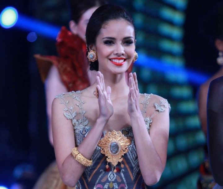 Miss Philippines' Megan Young won the Miss World Top Model competition