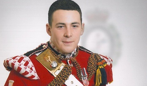 Fusilier Lee Rigby was killed outside Woolwich barracks in south London on 22 May (MoD)