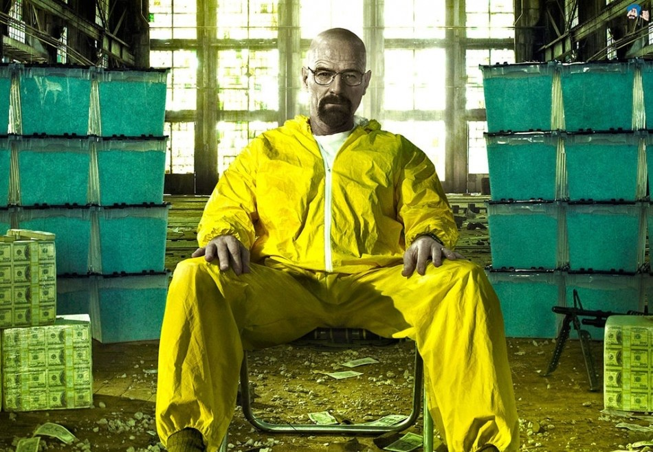 Breaking Bad ransomware