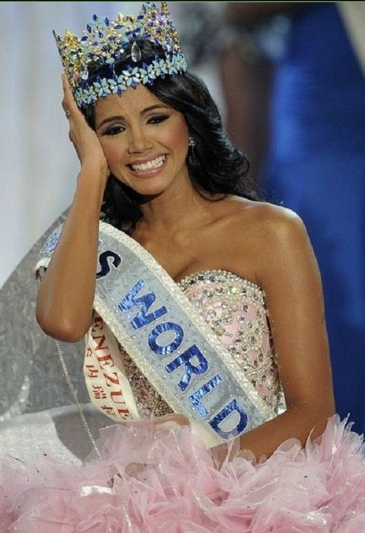 Miss World 2011 was Ivian Sarcos from Venezuela(Reuters)