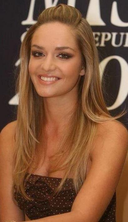 Miss World 2006 was Tatana Kucharova from the Czech Republic Facebook/Tana Kucharova