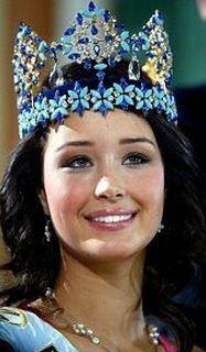 Miss World 2005 was Unnur Birna Vilhjalmsdottir from Iceland (http://unnurbirna.blog.is)