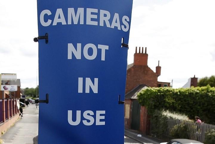 CCTV camera crackdown