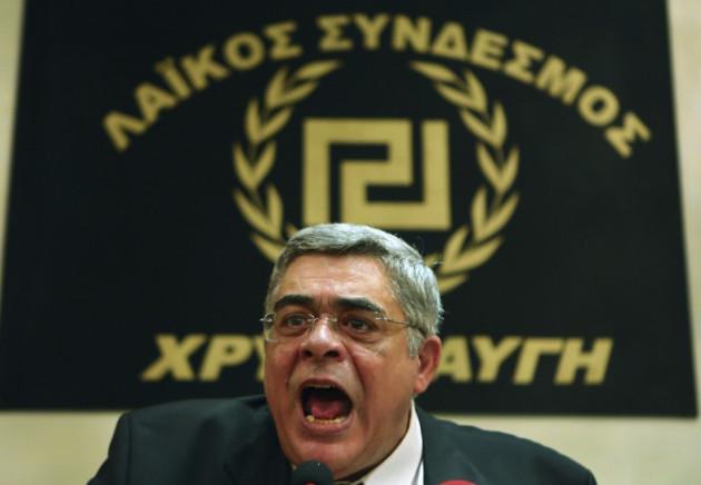 Nikolaos Mihalolialos