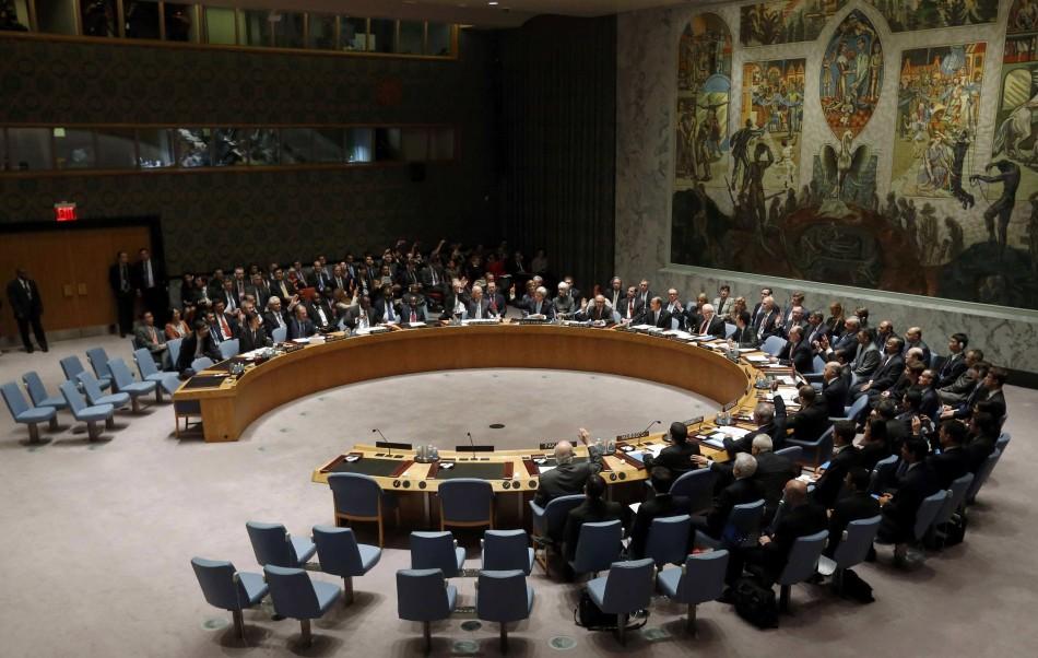 UN passes resolution on Syria