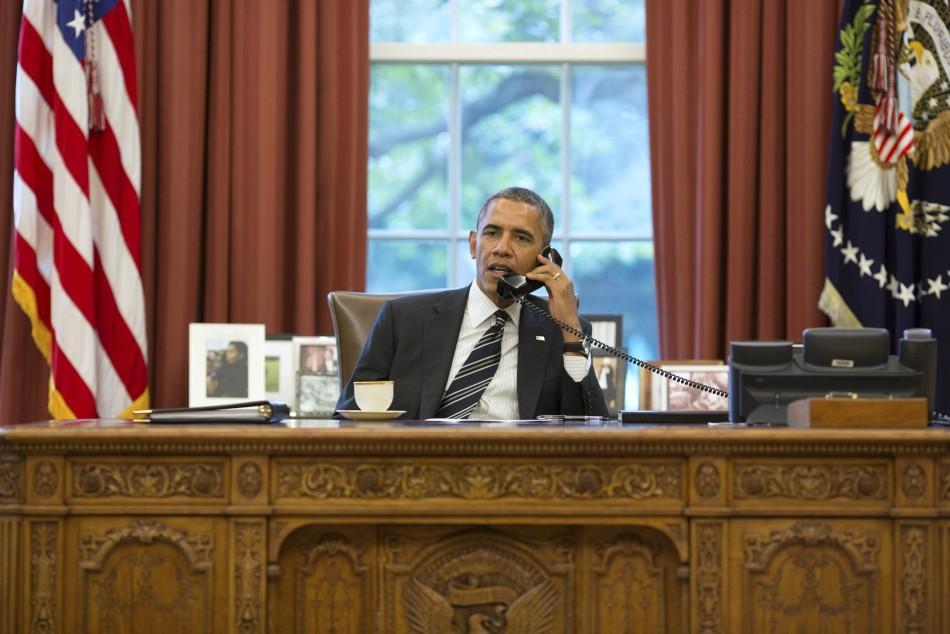 Obama and Rohani hold 15-minute telephone conversation