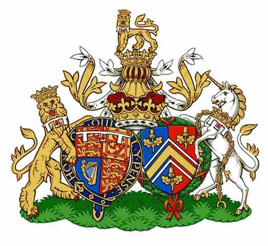 Conjugal Coat of Arms