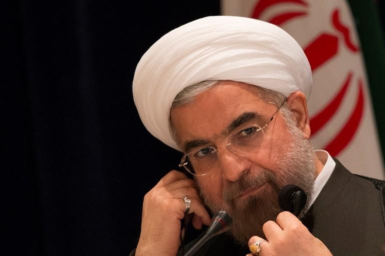 Iran's President Hassan Rohani