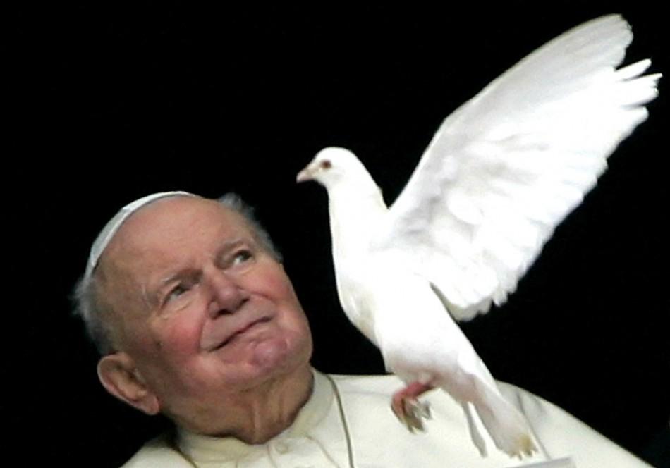 Pope John Paul II saint