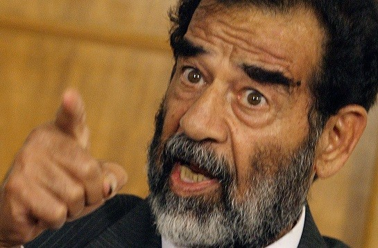 A source at the airport claims the billions belongs to Saddem Hussein (Reuters)