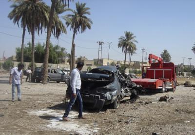 Iraq bomb al- Qaida