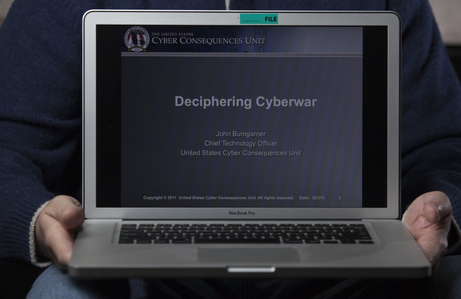 World War C: Cyber-Warfare