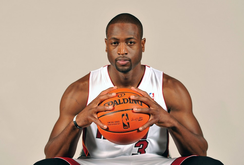 Miami Heat Media Day 2013