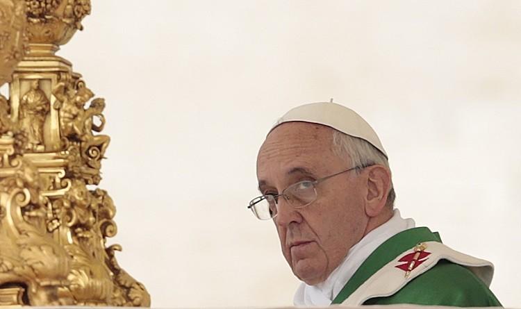 Vatican's Pope Francis ( Reuters)