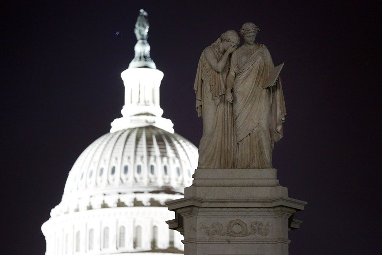 The US government has partially shut down after a midnight deadline to approve a budget for 2014 passed despite an eleventh-hour appeal by President Barack Obama. (Photo: Reuters)