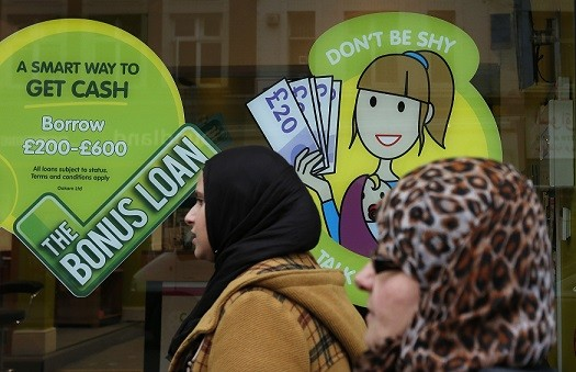 One fifth who applied for payday loans said they were never asked if they had a job (Reuters)