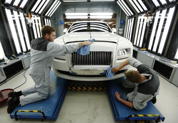 UK manufacturing PMI Markit