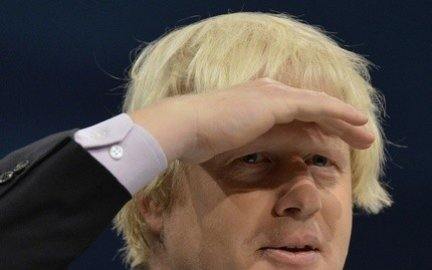 Boris still has eyes on the top job